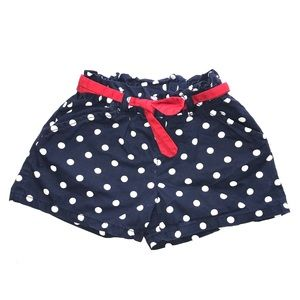 Girls Gymboree Polka Dot Shorts